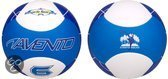 Mini Voetbal Strand • Soft Touch •, Aqua/Wit/Blauw, 3
