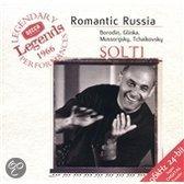 Legends - Romantic Russia - Borodin, Glinka, et al / Solti