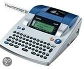 Brother PT-3600 table model qwerty keyboard 6/9/12/18/24/36 mm TZ-tape 3 lines grafic display 16 lines printing