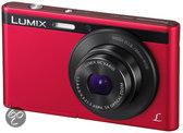 Panasonic Lumix DMC-XS1 - Rood