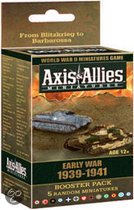 Axis & Allies Early War 1939 - 1941 Booster