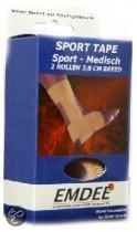 Emdee Sporttape - Huidskleur - 3.8 x 10 m - Sporttape