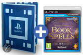 Foto van Sony PlayStation  Wonderbook + Book Of Spells