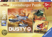 Ravensburger Puzzel Planes 2 - 3x49 Stukjes