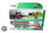 Gearbox Tractorset 4-delig groen