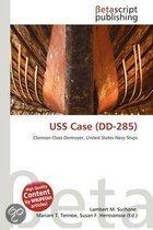 Uss Case (Dd-285)