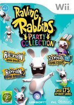 Rayman, Raving Rabbids, Party Collection Wii
