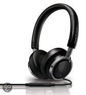Philips Fidelio M1 - On-ear koptelefoon - Zwart