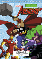 Marvel The Avengers - Earth's Mightiest Heroes (Deel 2)
