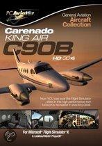 Foto van Carenado C90b King Air