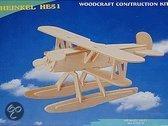 Houten bouwpakket Heinkel HE51