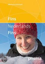 Prisma Miniwoordenboek Fins-Nederlands Nederlands-Fins / Druk Heruitgave