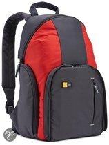 Case Logic, Core Nylon DSLR Backpack (Anthracite / Red)