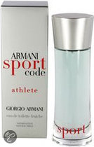 Armani Code Sport Athlete for Men - 75 ml - Eau de Parfum