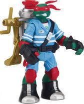 Teenage Mutant Hero Turtles Raphael Mutagen Ooze 12cm - Actiefiguur