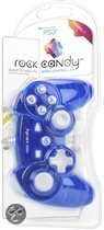 Rock Candy Wired Controller Blauw PS3