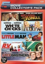Welcome To The Jungle/White Chicks/Little Man/Rv/Step Brothers