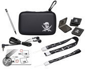 Bigben Accessoirepakket Piraten Zwart 3DS + DSi + DS Lite