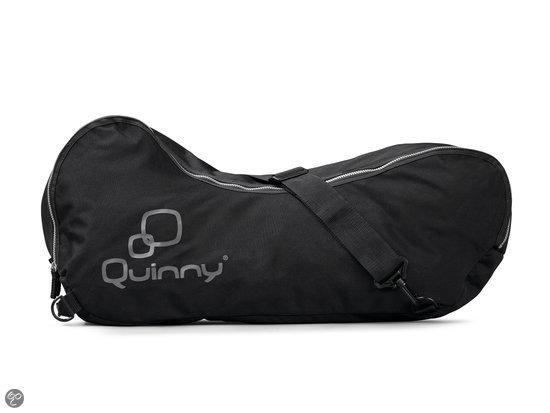 Quinny Zapp - Travel Bag - Zwart