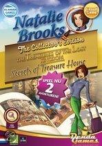 Natalie Brooks: Secrets Of Treasure House + The Treasures Of the Lost Kingdom - The Collector's Edition