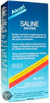 Alcon Saline Solution - 30 x 15 ml - Ampulen