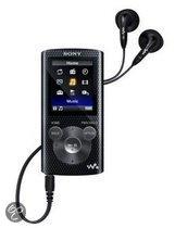 Sony NWZ-E383 - Video MP3 speler - 4 GB - Zwart
