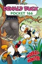 Donald Duck Pocket / 166 Het moerasmonster