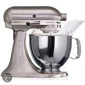 KitchenAid Artisan Keukenmachine 5KSM150PSENK - Geborsteld Nikkel