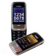 Fysic FM-9800 Big Button GSM silver