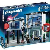 Playmobil Politiebureau met Alarm - 5176