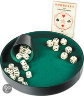 Pokerpiste Kunststof/Stof