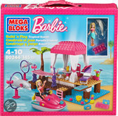 Mega Bloks Barbie Build 'n Style Dolphin Encourt