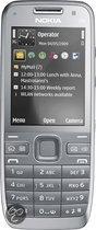 Nokia E52 (navigatiepakket) - Metal Grey