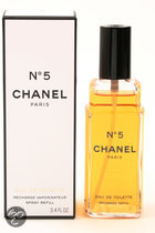 Chanel No. 5 Navulling - 100 ml - Eau de Toilette