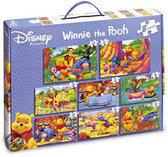 King Puzzel Winnie De Poeh 8 In 1