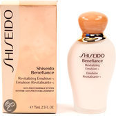 Shiseido Benefiance Revitalizing Emulsion - 75 ml - Crème