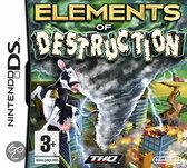 Foto van Elements Of Destruction Nintendo Ds