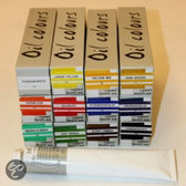 12 tubes olieverf set 150 ml