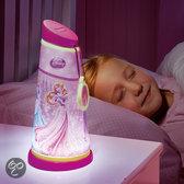 Disney Worlds Apart Go Glow - Nachtlamp - Roze