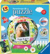 Ravensburger Mijn Favoriete Paarden - 3D puzzel