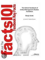e-Study Guide for: The Oxford Handbook of Critical Management Studies