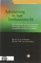 Advisering in het bestuursrecht