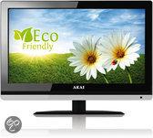 AkaiAL2425CI - Led-tv - 24 inch - Full HD - Zwart