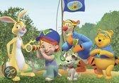 Disney Vloerpuzzel - Winnie de Poeh: Mijn Vriendjes Teigetje