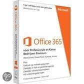Microsoft Office 365 voor Kleine Bedrijven Software