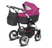 Babyactive Elipso Fresh 7 - Kinderwagen - Amarent Grape Delight