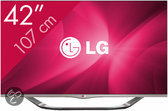 LG 42LA6928 - 3D led-tv - 42 inch - Full HD - Smart tv