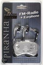 Piranha Gsp20 Fm Radio With Earphone