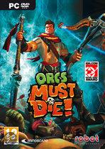 Foto van Orcs Must Die  (DVD-Rom)