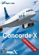 Foto van Concorde X (FS X Add-On)